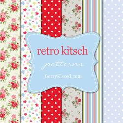 Retro Kitsch Patterns by BerryKissed