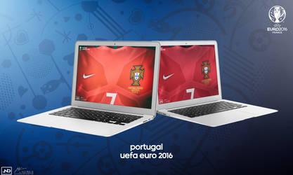 PORTUGAL - Euro 2016 FINALIST by JuniorNeves