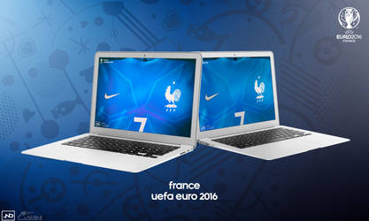 FRANCE - Euro 2016 FINALIST by JuniorNeves