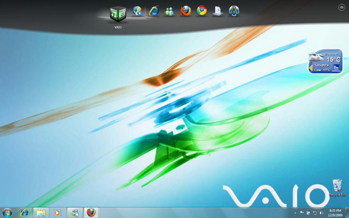 VAIO GATE FOR   7 and VISTA by shoguntx