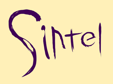 Sintel Logo -competition-