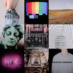 .psd coloring #28 aesthetic| opposite by cigarettestenwonders