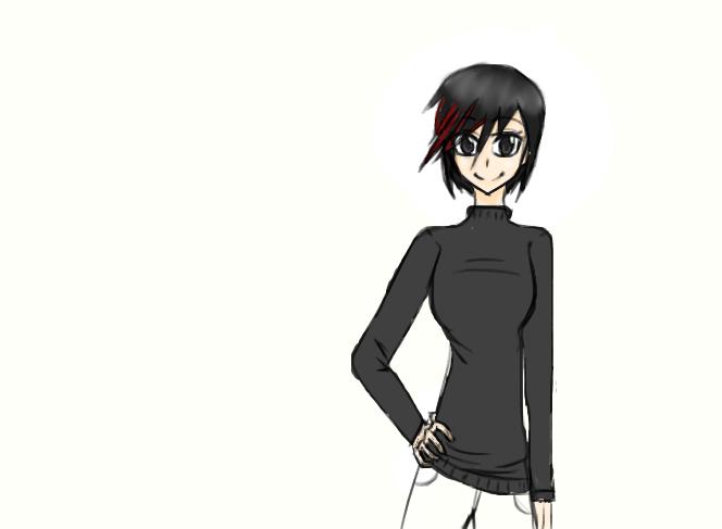 Random character! by paragonkell80