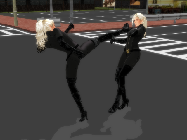 Mmd fight motion