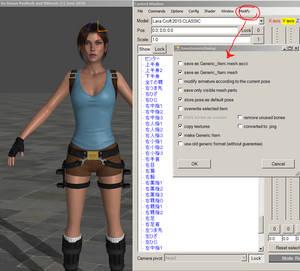 XNALara 2 MMD - Bones names translator (UPD 1.10)