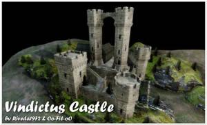 [MMD] Vindictus castle stage DL