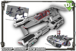 [MMD XPS FBX DAZ] HoverRunner Download by Riveda1972