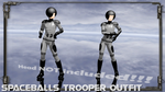 [MMD] Spaceballs trooper outfit DL by Riveda1972