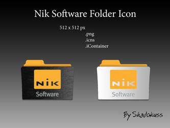 Nik Software Folder Icon by shadokuss