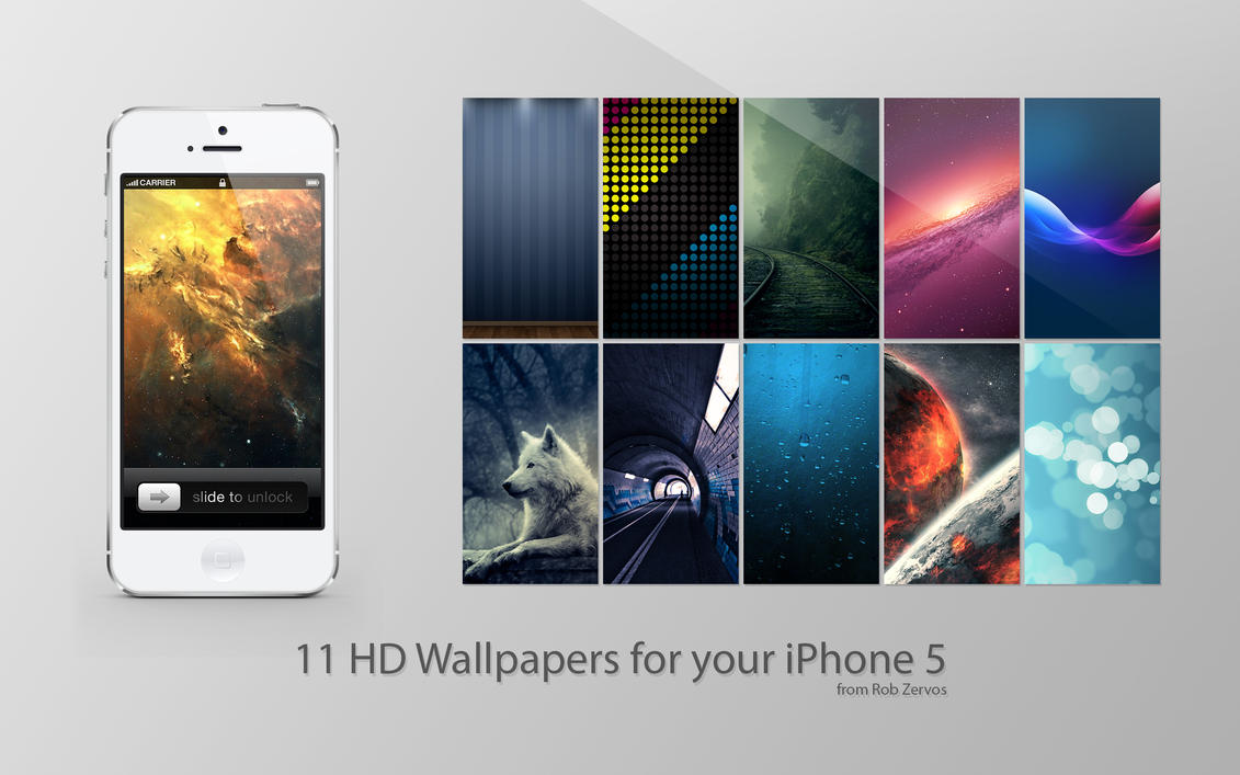 Pacman Iphone 6 Wallpaper Hd: IPhone 5 HD Wallpaper Pack By SpeedX07 On DeviantArt