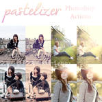 Pastelizer Photoshop Actions