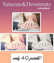SaturateAndDesaturate Premium