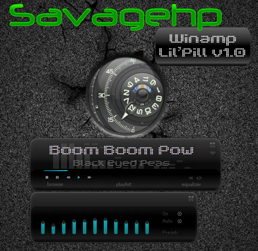 Lil'Pill v1.0 by savagehp