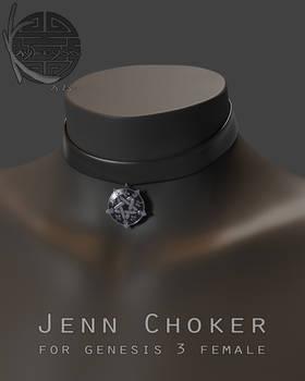 Jenn Choker