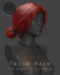 Trish Hair by Kayleyss