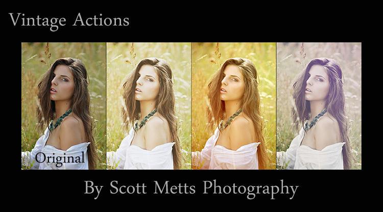 Vintage By Scott Metts by Scottmettsphoto