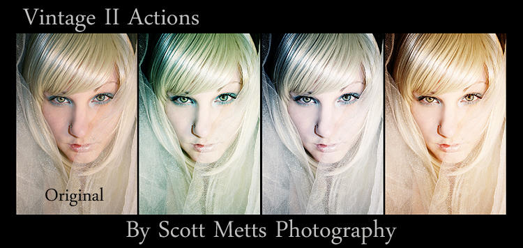 Vintage II By Scott Metts by Scottmettsphoto