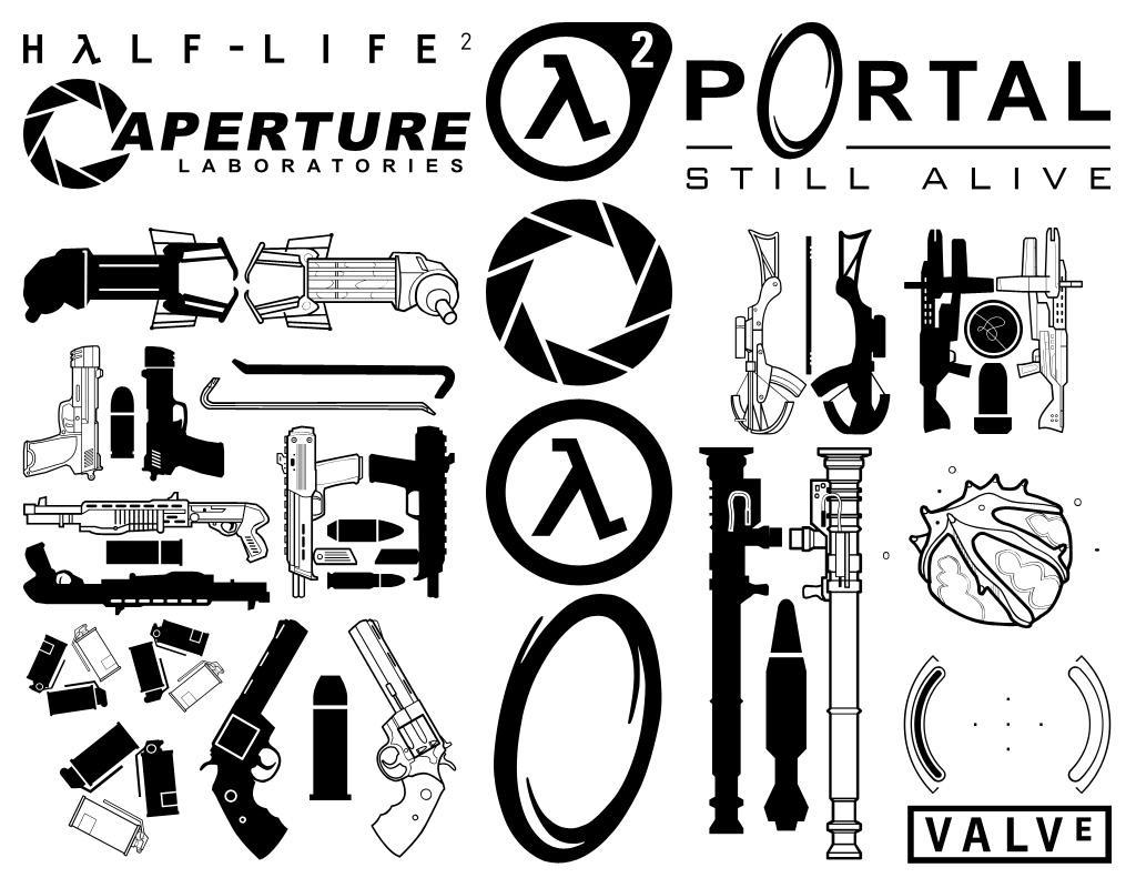 Valve Custom Shapes by Zeptozephyr