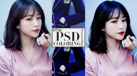 :: PSD COLORING :: #9 by hyesoo0304bts