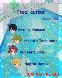Free!cursor by ltxg13