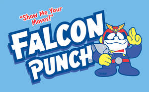 How About a Nice Falcon Punch? by pluckylump