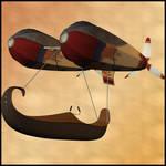 Anti Gravity Flying Machine 2