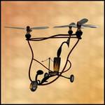 Anti Gravity Flying Machine 3