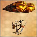 Anti Gravity Flying Machine 5