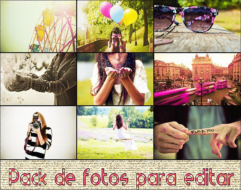 Pack de fotos para editar 001 by Anngelahx