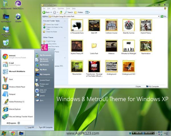Xp Themes Like Windows 7 Free Download