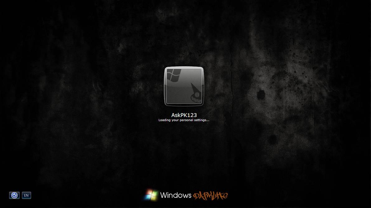 THEME WINDOWS XP DARKLITE TÉLÉCHARGER