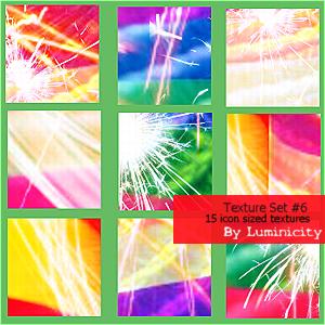 Texture Set 6 by luminicity