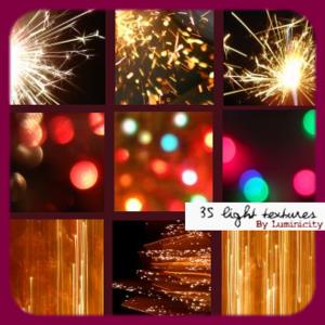 Light Textures by luminicity