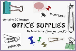 Office brushes by luminicity