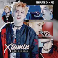 Template04 by Bubblegomi