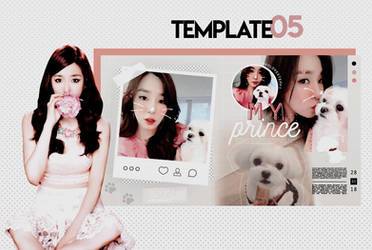 Template05 by Bubblegomi