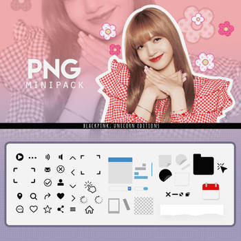 RESOURCES / PNG.Icons+vector by Bubblegomi