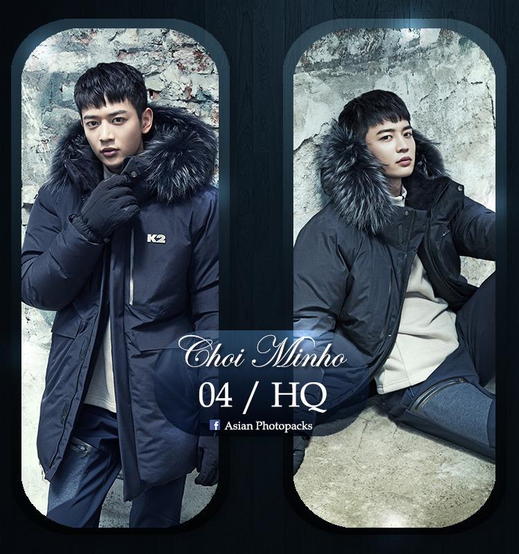 +O7  +CHOI MINHO   Photopack #01 by xPufflex