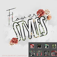 +~Flower Style | Simple and Vintage~+ by xPufflex