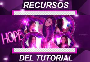  19  +RECURSOS DEL TUTORIAL - Hope