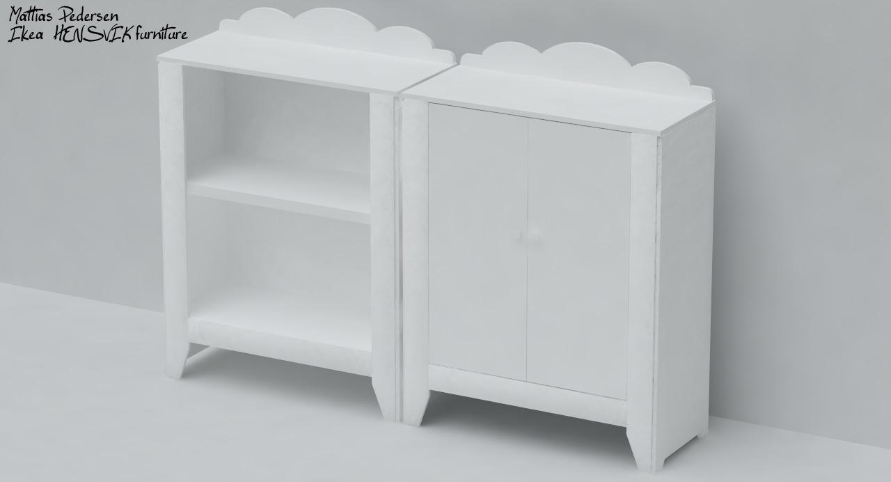 ikea wandregal hensvik inspirierendes. Black Bedroom Furniture Sets. Home Design Ideas