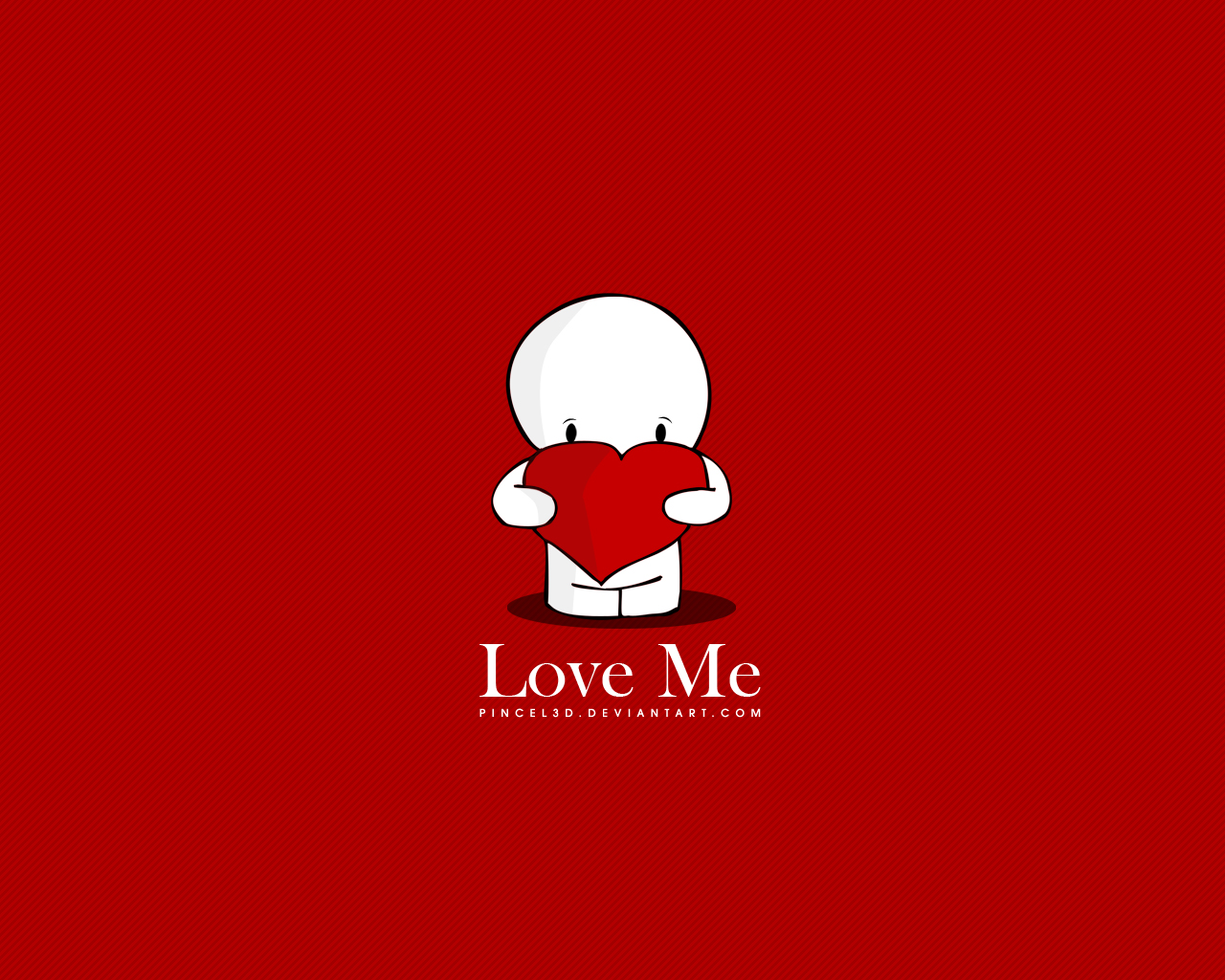 Love Me - Wallpaper