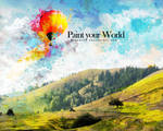 Paint your world