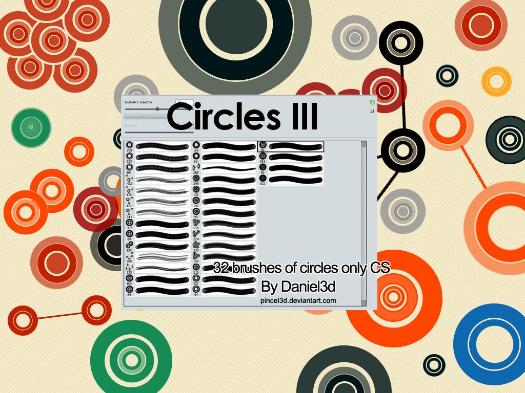 Circles Vector - Version III