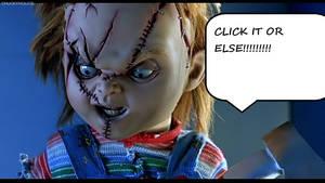 Chucky blingee