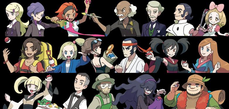 Pokemon X and Y Trainer Mugshot by NachtBeirmann