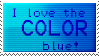 Blue Stamp by Pooky-Stamps