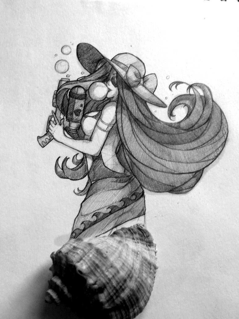 Miss Fortune by Idrilen