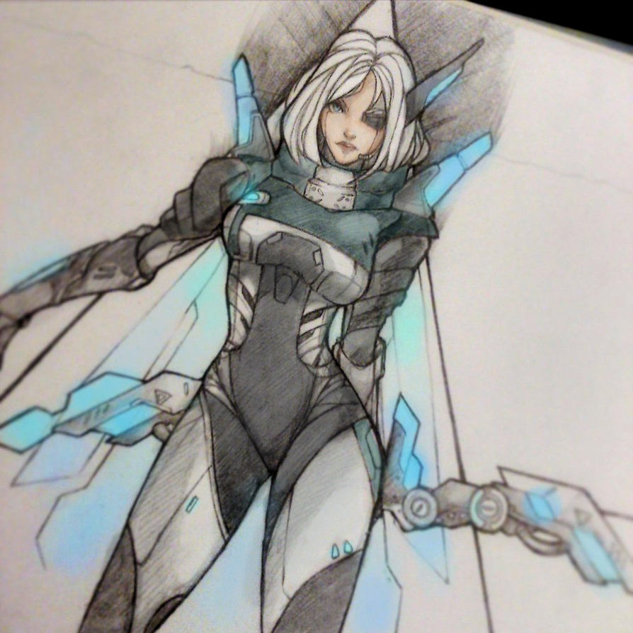 Project Ashe by Idrilen