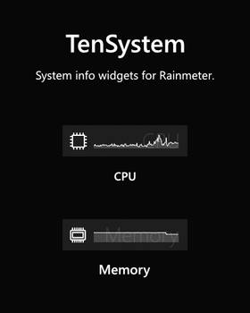 TenSystem for Rainmeter